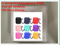 Best A Generation 2 Wireless charging Bluetooth earphone ear...