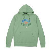 Golf Wang Blume Tyler The Creator Pullover Sweatshirts Skate Ozean Harajuku Männer Frauen Unisex gekämmte Baumwolle