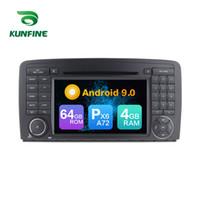 Android 9.0 Core PX6 A72 Ram 4G Rom 64G Автомобильный DVD GPS Мультимедийный плеер Автомобильный стерео для Benz R-W251 / R280 / R300 / R320 / R350 / R500 Радиоблок