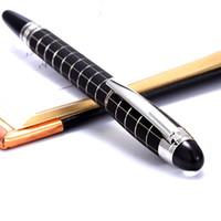 Penna di modo di marca penna a sfera Firma Penna Nero Rosso mb con imballaggio al minuto