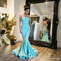 14fd6d55d Sirena sin tirantes vestidos de baile largos baratos 2017 entrega rápida  formal vestido de fiesta de noche vestido de festa