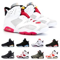 New basketball shoes 6s mens trainers Hare DMP Black Cat INF...
