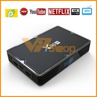 X96H Android 9.0 Caixa de TV Inteligente 2G 4 GB 16 GB 32 GB 64 GB H603 Quad Núcleo 6 K 2.4G 5G Dual Wifi BT4.1 Google Player Youtube Set Top Caixa X96 H