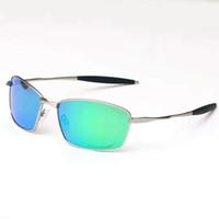 1 Adet toptan - güneş gözlüğü erkekler kadınlar Kaliteli Metal Çerçeve UV400 lensler moda serbest kutusu ile gözlük gözlük