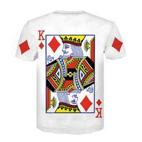 высокое качество Покер шаблон Новый дизайн спортивные футболки Пользовательские Сублимации Спорт сухой форме Мужская Футболка Ypf265