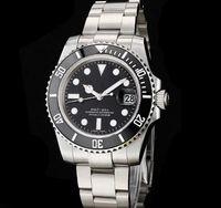 Toptan saatler erkekler İzle yüksek kalite paslanmaz çelik Otomatik İzle Erkek Mekanik saatler