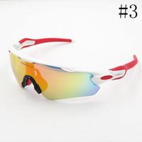 새로운 브랜드 레이더 EV 피치 편광 된 태양 안경 여성을위한 선글래스 코팅 남성 스포츠 선글라스 타기 안경 자전거 사이클링 안경 UV400
