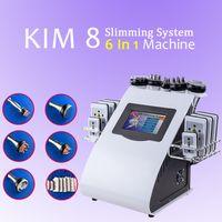 CHAUD !!! La machine bipolaire bipolaire de la radiofréquence 40K de cavitation de cavitation ultrasonique de liposuccion 40K LLLT LipoLaser amincissant l'équipement de beauté