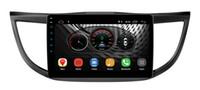 10,1-дюймовый Android 8.1 2 ГБ оперативной памяти Honda CRV 2012-16 Quad Core 1024 * 600 Android Автомобильный GPS-навигатор Мультимедийный плеер Радио Wifi