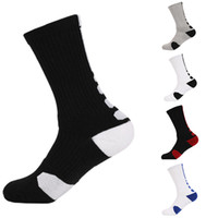 Mens Socks USA Professional Elite Basketball Socks Long Knee...