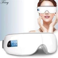 AugeMassager Schablonen-Migräne Eye Vision Verbesserung Stirn Augenpflege Brillen-Gesundheitspflege Elektrische Massage Werkzeuge 2 Farben