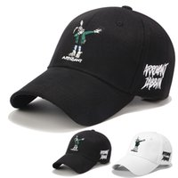 2019 men and women baseball cap cartoon cap million magnetic...