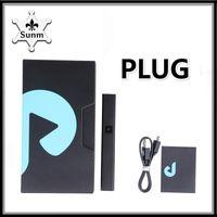 Новейшие модули Plug Box Play 500mAh Battery Box с 1.0 мл пустой Vape Pod Экзотика для 510 толстого масляного картриджа против батареи ENZO