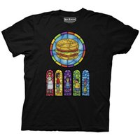 c7953d45 New Arrival. Bobs Burgers Stained Glass Licenced Adult T Shirt Men Women  Unisex Fashion tshirt ...