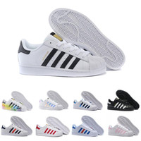 Mode Hommes Superstars Flat Smith stan années 80 Fierté Sneakers Super Star Sport Femmes Zapatillas DEPORTIVAS Mujer Lovers Chaussures Casual 36-45
