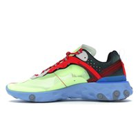 React Element 87 Men Shoes Women Running Sneakers UNDERCOVER...