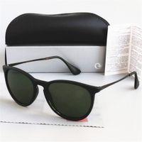 Marca 4171 Pilot Eyewear Sunglasses Vintage Sun Glasses UV400 Homens Mulheres Ben com caso occhiali da sole frete grátis