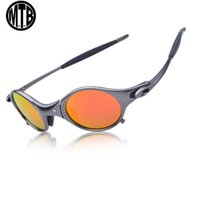 MTB Polarizing glasses Goggles Alloy Frame Cycling Glasses c...