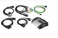 Benz Otomobil ve stok Kamyonlar için 5 Kablolar SDconnect Tanı Çoklayıcı Desteği ile MB Star C4