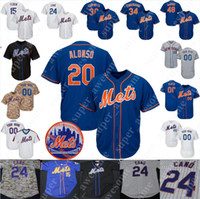 Pete Alonso Mets Jersey Robinson Cano Edwin Díaz Brandon Nimmo Jacob deGrom Michael Conforto Jeff McNeil Amed Rosario David Wright Tim Tebow