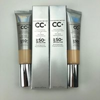 Dropshipping Hot Makeup CC + Farbe Correcting Full Coverage Creme 32ml Foundation Ihre Haut besser 32ml
