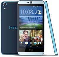 الأصل تجديد HTC الرغبة 826 826w 4G LTE الثماني الأساسية 2GB 16GB 5.5 بوصة المزدوج سيم 13M 2600 ماه الهاتف الذكي