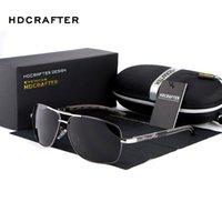 2017 Hot Selling Brand Designer Sunglasses Men Polarized Driving Outdoor Sport Sun Glasses For Men High Quality gafas de sol T200619