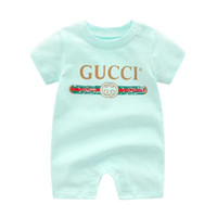 New Designer LOGO Baby One Piece Romper Children Clothes Kid...