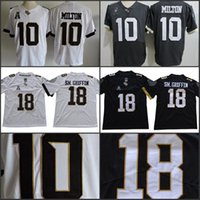 9dfc6a6ec New Arrival. Mens NCAA UCF Knights McKenzie Milton College Football Jersey   18 SM.GRIFFIN Jersey Shaquem ...