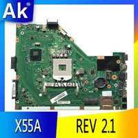 AK X55A Laptop motherboard for ASUS X55A NoteBook Computer T...