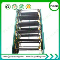 PLKING high effeciency rotary vertical parking management eq...