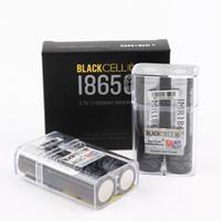 Black Cell 18650 Batterie 3500mAh IMR 3.7V 3500 40A E CIG Hohe Abflussaufnahme Lithiumbatterien Zellverkäufe Batterien Zelle von DHL