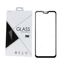 9H Full Cover Tempered Glass Screen Protector for huawei Y7 PRO Y9 Y9 PRO Y9 RPIME 2018 2019 600PCS IN Retail package