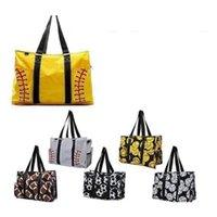 esportes ao ar livre saco da praia da lona Bolsas Softball Baseball Tote Futebol shouder malas Menina do voleibol Totes sacos de armazenamento GGA1829