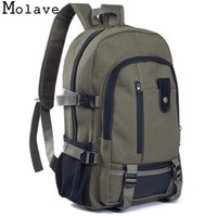 Molave Backpack New High Quality Canvas Women Fashion Simple...