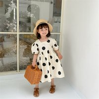 Newest INS Little Baby Girls Designer Clothing New Girls Pol...