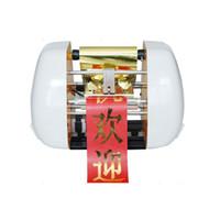 Ly 200 Folha Pressione Máquina Digital Hot Folha Estampando Máquina Impressora Melhor Cor de Vendas Cor de Cartão De Visita