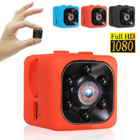 SQ11 Mini Kamera 1080P Videorecorder Digital Cam Micro Full HD IR Nachtsicht Kleinster DV DVR Camcorder