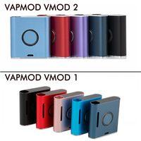 정통 Vapmod VMOD V 모 2 배터리 햅틱 피드백 에디션 2.0 II V2 예열 VV 510 카트리지 배터리 100 % 원본