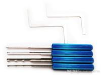 نوعية جيدة goso المهنية 6PCS A class dimple قفل اختيار مجموعة السيارات lockpick أدوات الأقفال المدنية