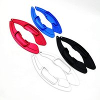 2pcs lot Car Style Aluminum Steering Wheel Shift Paddles Shi...