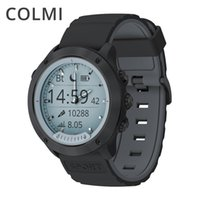 COLMI Smart watch M5 Transparent Screen IP68 Waterproof Lumi...