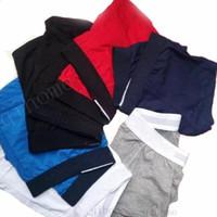 남자 복서 게이 망 속옷을위한 100 % 유명한 보그 속옷 20 새로운 반바지 패션 땀 흡수성 통기성 코튼 복서