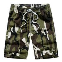 Camouflage Board Shorts Men Boardshorts Men 'S Beach Shorts for Swimming Bermuda Surf Swimsuit Man Swimwear Trunks Short Pants Fitness