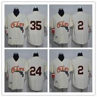 New Arrival. Men Baseball Jersey Houston Colts Retro 35 Joe Morgan 2 Nellie  Fox 24 Jimmy Wynn ... cb263060e