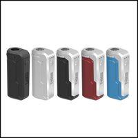 모든 직경 510 두꺼운 기름 증발기 카트리지를 위해 확실한 Yocan Uni Vape Box Mod 예열 및 가변 전압 배터리 무료 배송