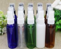60ml의 플라스틱 여행 화장품 향수 시약 컨테이너 뷰티 향수의 향기 병 토너 액체는 미세 미스트 PackageAtomzer 스프레이