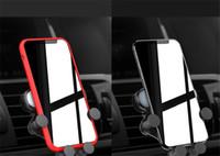 Universal Araç Hava Firar Dağı Klip Hücre Tutucu bu tüm telefon iphone Huawei 100pcs için Araç Standı Tutucu olarak Phone için bir Yerçekimi braket olduğunu