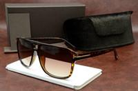 мужчины высокое качество новая мода солнцезащитные очки для Том мужчина женщина очки дизайнер бренд солнцезащитные очки ford линзы с оригинальной коробке 5178