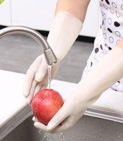 설거지 실리콘 청소 장갑 주방 가정용 고무 장갑 세차 장갑 매직 식기 장갑